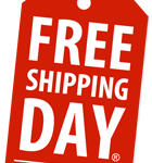 Free Shipping Day, North Face, Blu-Ray's and More