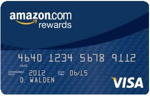 """Amazon Credit Card"""
