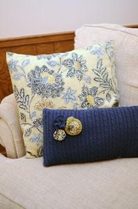 Resurfaced Pillows