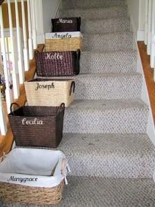 Clutter Baskets