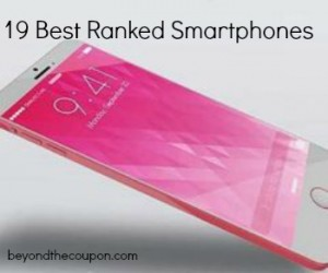 Best ranked smartphones
